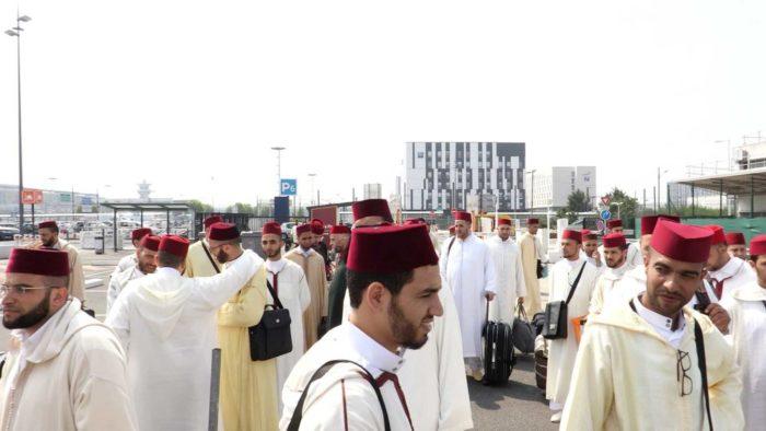 L'UMF accueille les imams de Ramadan venus du Maroc le 15 mai 2018