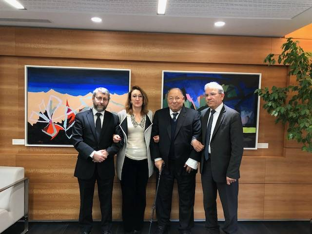 Communiqué : Rencontre avec l'ambassadrice de la Nouvelle Zélande