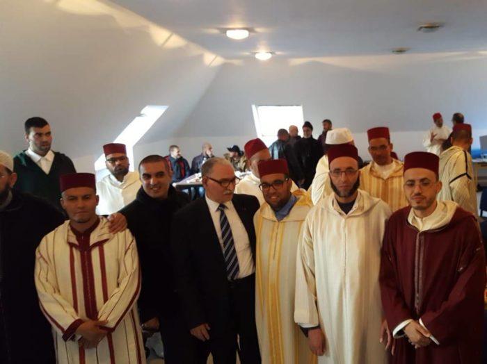 Réception des imams de Ramadan 1440/2019 Région Hauts de France, PACA, Pays de- la Loire