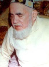 Mohamed AL JABRI EL HAYANI المرحوم محمد الحياني الجابري