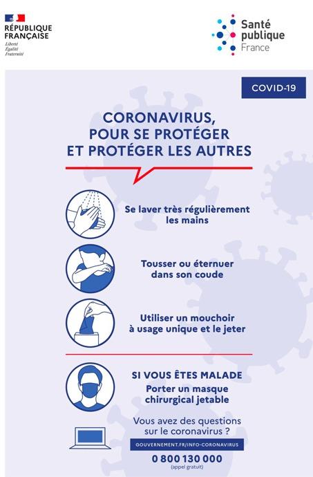 URGENT-Appel à la fermeture de toutes les mosquées de France à partir de lundi 16 mars et jusqu'à nouvel ordre