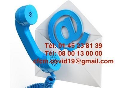 Plateforme d'assistance téléphonique du CFCM Face au Coronavirus COVID 19 Nos imams et aumôniers sont à votre écoute