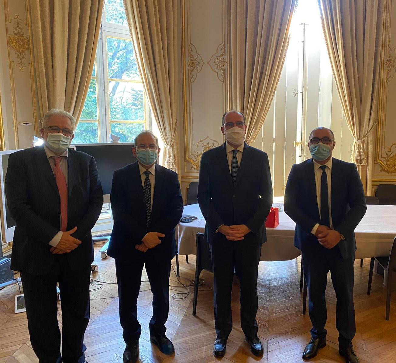 Une délégation du CFCM rencontre M. le Premier Ministre Jean Castex