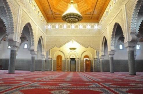 Conditions de reprise des cérémonies religieuses dans les mosquées à partir du samedi 28 novembre 2020