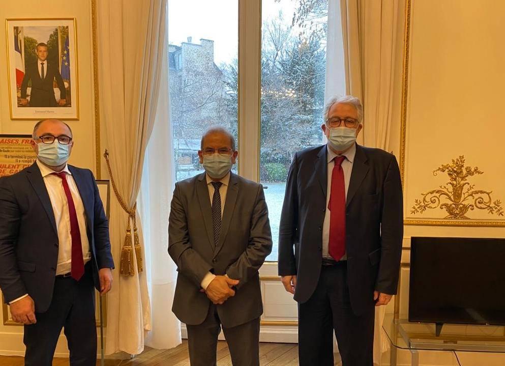 Reprise des travaux sur le projet du Conseil National des Imams